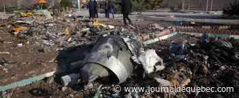 Boeing ukrainien abattu: l'Iran a accepté d'indemniser les familles, annonce la Suède