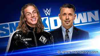 A Matt Riddle 'Bro-Down' Is Announced For 7/3 SmackDown
