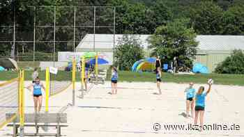 Beachvolleyball in Iserlohn hat Zugkraft - IKZ News