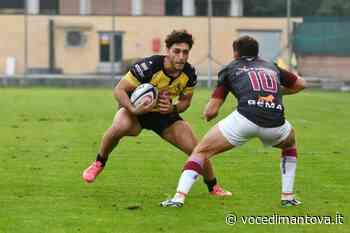 Rugby Top 12 - Viadana conferma in rosa Apperley e Manganiello - La Voce di Mantova
