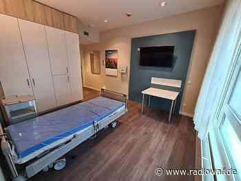 Neubau der Klinik Maria Frieden in Telgte wird eröffnet - Radio WAF
