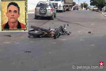 Morre motociclista vítima de acidente no bairro Guanabara em Patos de Minas - Patos Já