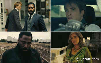 Tenet: Oh No, Christopher Nolan & Robert Pattinson Fans Will Have To Wait Longer As Release Date Gets ... - Ydraft