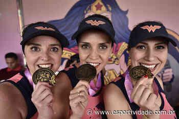 Mulher-Maravilha é a protagonista das corridas virtuais; kits já estão à venda - Esportividade