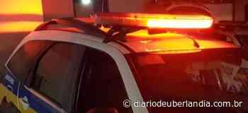 Motorista de aplicativo é assaltado por passageiro no bairro Maravilha em Uberlândia - Diário de Uberlândia