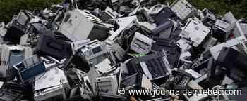 De plus en plus de déchets électroniques avertit l'ONU