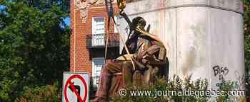 Une deuxième statue confédérée démontée à Richmond