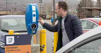 UBC Okanagan developing eco-friendly electric vehicle charging stations