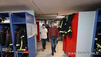 Saint-Jory. Un centre de secours pour l'an prochain - ladepeche.fr