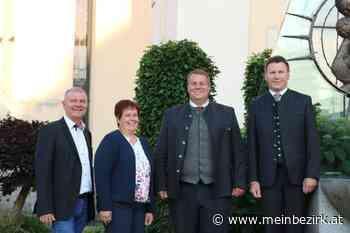 Neuer Bürgermeister in Maria Schmolln: Norbert Heller folgt Wilfried Gerner - meinbezirk.at