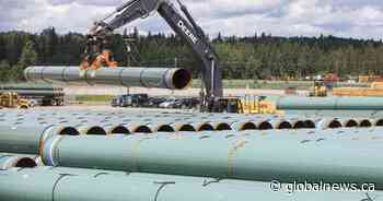 Trans Mountain pipeline: A look at key dates in the history of the project