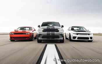 Le Dodge Durango aura une version Hellcat en 2021