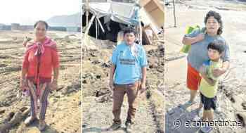 Pampa Pacta: zona de alto riesgo de la que nadie se ocupa - El Comercio