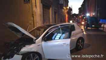 Gimont. Accident de la circulation en centre-ville - LaDepeche.fr