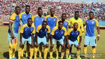 Football : l'équipe nationale du Tchad en stage à Tourcoing - La Voix du Nord