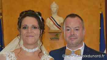 Nieppe : Hélène et Pascal se sont dit « oui » - La Voix du Nord