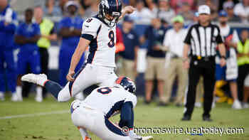 Brandon McManus says NFL might not have any preseason games - Broncos Wire