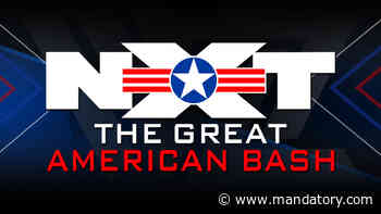 Major Spoiler For Next Week's 'Winner Takes All' Match At NXT Great American Bash