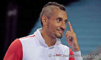 """It Works Against Team Europe"" – Nick Kyrgios Taunts Roger Federer's Team - Essentially Sports"