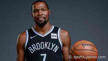 Kevin Durant wouldn't have played in NBA restart even if fully healthy - Yahoo Sports