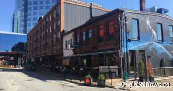 Halifax's Grafton Street to be converted into a one-way street for patio space