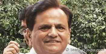 Sandesara brothers bank fraud: ED questions Congress leader Ahmed Patel for about 11 hours