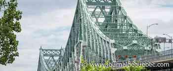 Fermeture partielle du pont Jacques-Cartier dans les prochains jours