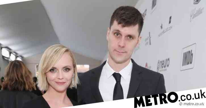 Christina Ricci 'files for divorce' after being 'granted emergency protective order' against husband