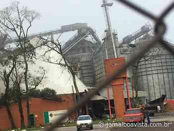Tornado atinge silo do Vaccaro em Erechim - Jornal Boa Vista