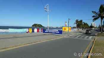 Coronavírus: Prefeitura de Guaratuba reabre praias e calçadão de segunda a quinta-feira - G1