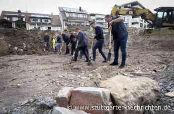 Bauprojekt in Korntal-Münchingen - Jetzt beginnen die Bauarbeiten in Korntals Ortsmitte - Stuttgarter Nachrichten