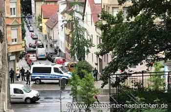 Razzien in linksautonomer Szene - Tatverdächtiger kommt aus Ludwigsburg - Stuttgarter Nachrichten