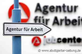 Arbeitslosenzahlen - Kreis Ludwigsburg steht im Vergleich gut da - Stuttgarter Zeitung