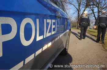 Vorfall in Kornwestheim - Aggressiver Betrunkener fordert Polizisten zum Kampf heraus - Stuttgarter Zeitung