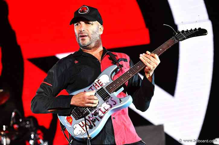 Tom Morello Teams Up With Shea Diamond and Dan Reynolds for 'Stand Up' Charity Song