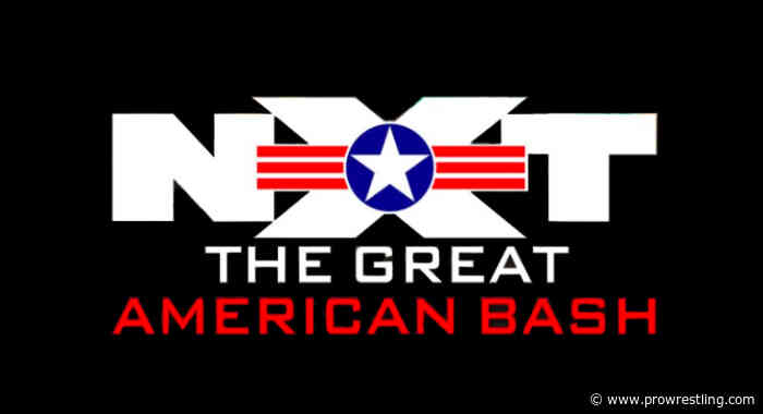 SPOILERS: NXT Superstar Spoils Next Week's Great American Bash Champion vs Champion Main Event