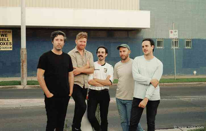 Watch Rolling Blackouts Coastal Fever's stripped-back cover of Hole's 'Malibu'