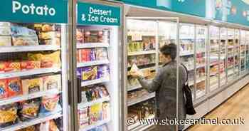 Hanley's Poundland store to start selling frozen and chilled food including pizza, chips and ready meals - Stoke-on-Trent Live