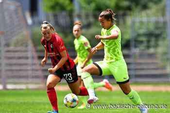 Lena Oberdorf wechselt mit 18 Jahren zum VfL Wolfsburg - Frauenfussball - Badische Zeitung