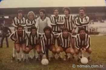 MEMÓRIA: Figueirense, 1983 - ND - Esportes