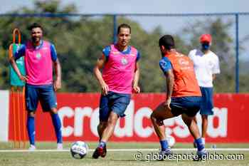 Sem Roger Machado, Bahia realiza primeiro treino tático desde o retorno da quarentena - globoesporte.com