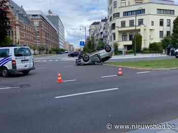 Vrouw even in levensgevaar na bizar ongeval