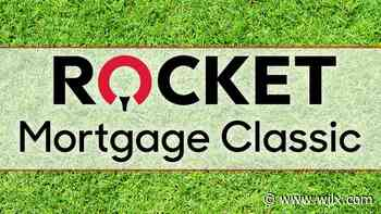 Rocket Mortgage Classic tees off Thursday with no fans in attendance - WILX-TV