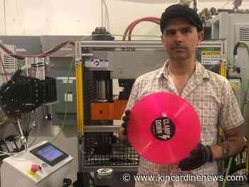 Clampdown Record Pressing Inc. pitches Tinder for bands - Kincardine News
