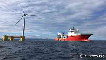 Kincardine floater secures £380m green bond - reNEWS