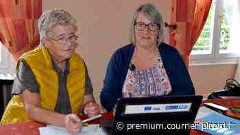 L'aide à l'informatique reprend à Grandvilliers et dans les villages alentours - Courrier picard