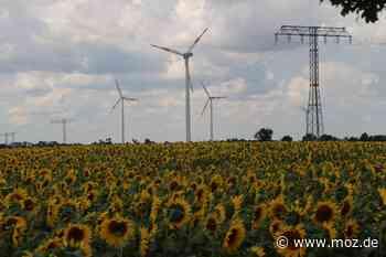 Energieversorgung: Windräder im Barnim stehen auf der Kippe - Märkische Onlinezeitung