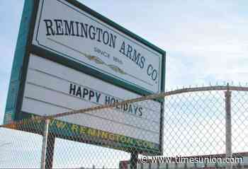 Ilion's Remington Arms is nearing bankruptcy