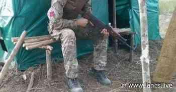 Accrington army veteran shares harrowing experience working during the Ebola crisis - Accrington Observer