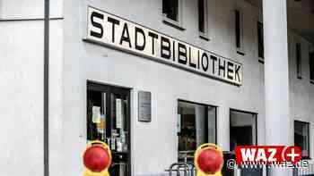 Essen: Wasserschaden legt Bibliothek in Altenessen still - WAZ News
